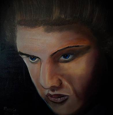 Young Elvis Original by Marvin Pike