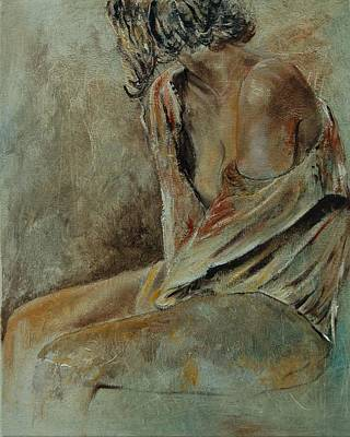 Gir Painting - Young Girl  45905040 by Pol Ledent