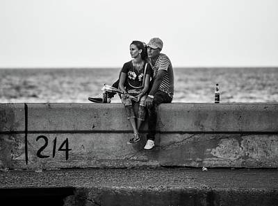 Photograph - Young Love by Rand