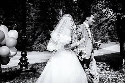 Photograph - The Marriage by John Williams