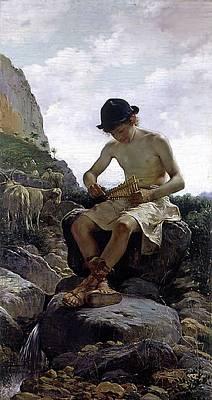 Young Shepherd Original