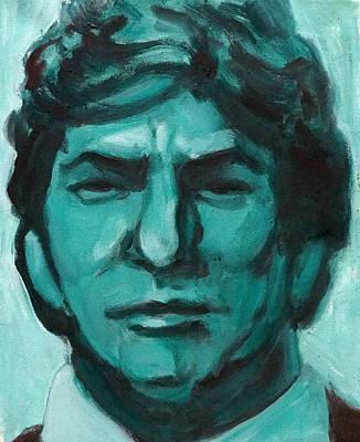 Young Trump Original by Christian Scott Relleve