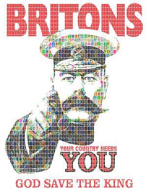 Your Country Needs You - Digital Original