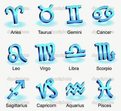 Mixed Media - Your Horoscope by Sheila Mcdonald
