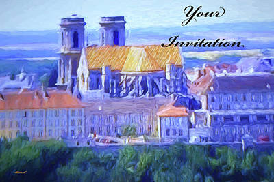 Photograph - Your Invitation by Dennis Baswell