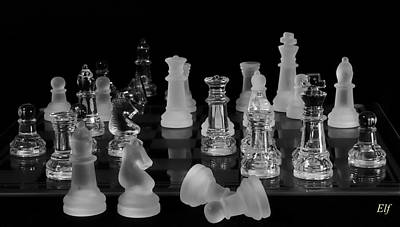 Fantasy Royalty-Free and Rights-Managed Images - Your Move by Elf EVANS