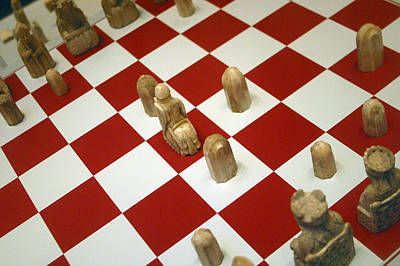 Your Move Art Print by Jez C Self