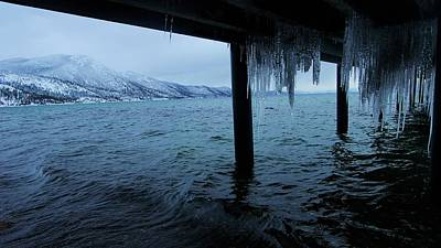 Photograph - You're As Cold As Ice by Sean Sarsfield