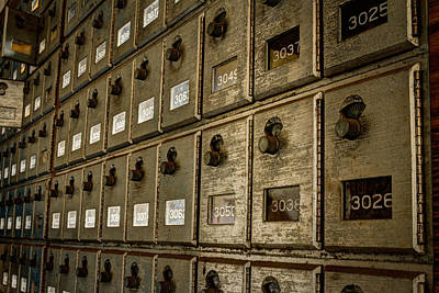 Mail Box Photograph - You've Got Mail by Michael Dugger