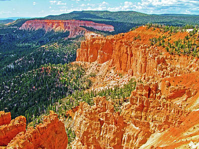 Photograph - Yovimpa Point In Bryce Canyon National Park, Utah by Ruth Hager