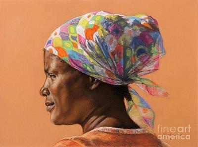 Pastel - Yphemie by Roshanne Minnis-Eyma