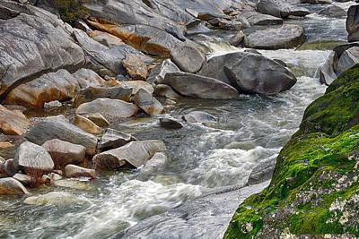 Photograph - Yuba Is Flowing by William Havle