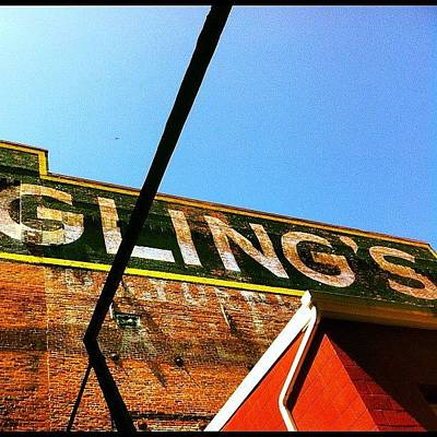 Beer Wall Art - Photograph - Yuengling's by Jordan Roberts