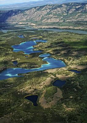 Photograph - Yukon Territory Canada by Waterdancer