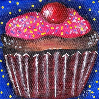 Painting - Yummy 4 by  Abril Andrade Griffith