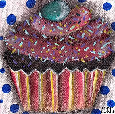 Painting - Yummy 5 by  Abril Andrade Griffith