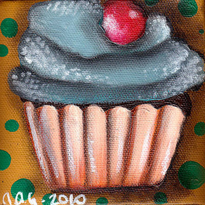 Painting - Yummy 6 by  Abril Andrade Griffith