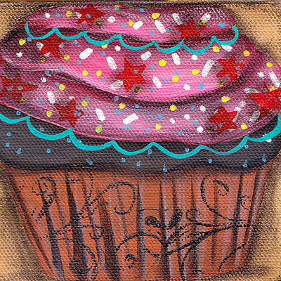Painting - Yummy 7 by  Abril Andrade Griffith