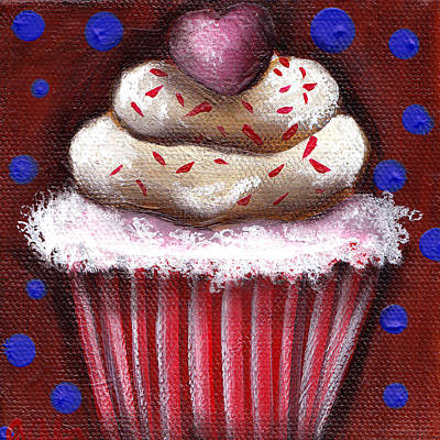 Painting - Yummy by  Abril Andrade Griffith