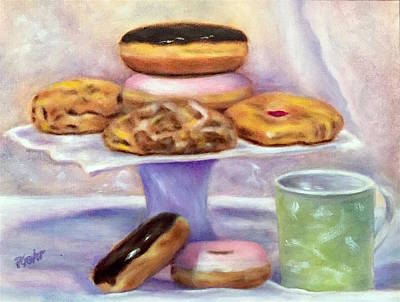 Painting - Yummy by Dr Pat Gehr