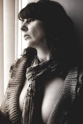 Photograph - Yvette by Jeremy Lavender Photography