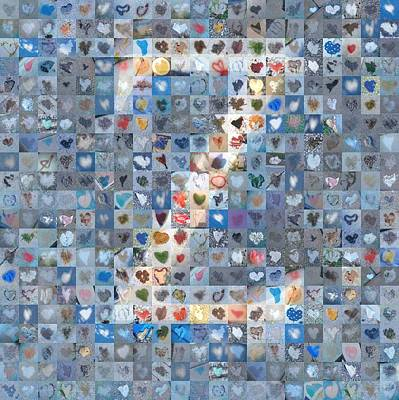 Digital Art - Z In Cloud by Boy Sees Hearts