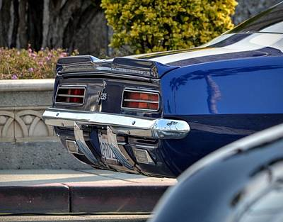 Photograph - Z28 Detail by Dean Ferreira