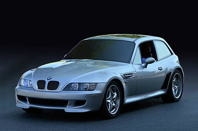 Photograph - Z3 M Coupe by Bill Dutting