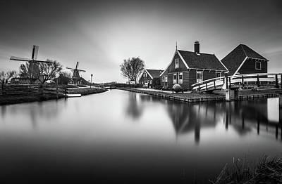 Photograph - Zaanse Schans by Mario Visser