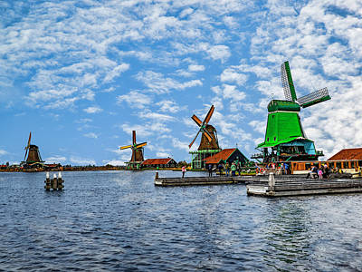 Photograph - Zaanse Schans by Paul Wear