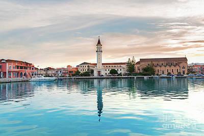 Photograph - Zaante Town, Zakinthos by Anastasy Yarmolovich
