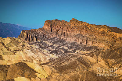Photograph - Zabriskie Point by Blake Webster