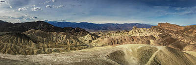 Photograph - Zabriskie Point by David Lyle