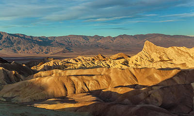 Photograph - Zabriskie Point by Jonathan Nguyen