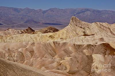 Photograph - Zabriskie Point by Sean Griffin