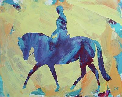 Painting - Zahrah by Candace Shrope