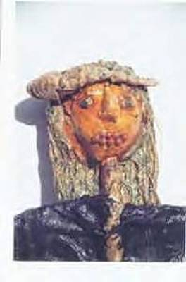 Vodou Mixed Media - Zaka Vodou Spirit Of Agriculture by Miss Kitty