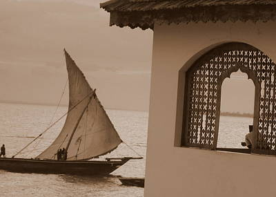 Photograph - Zanzibar 1 by David Olson
