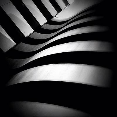 Pattern Photograph - Zebra City - Concrete Jungle by Robbert Ter Weijden