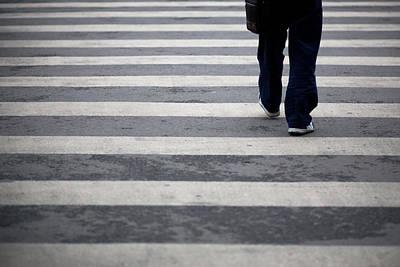 Zebra Crossing Original