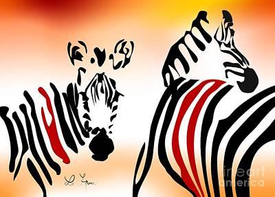 Zebra Theme Original