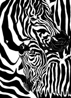 Zebra World Original by Jungsu Lim