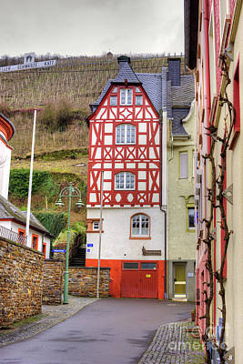 Photograph - Zell Germany by Juli Scalzi