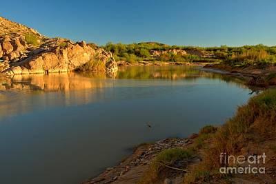 Photograph - Zen Along The Rio Grande by Adam Jewell