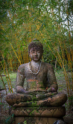 Photograph - Zen Buddha by Roger Mullenhour