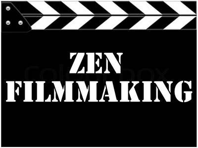 Digital Art - Zen Filmmaking by The Scott Shaw Poster Gallery