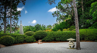Photograph - Zen Garden by Louis Ferreira