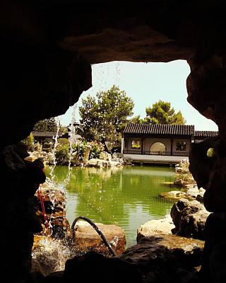 Photograph - Zen Garden by Lucia Sirna