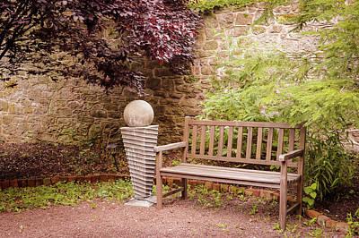 Photograph - Zen Garden by Patrice Zinck