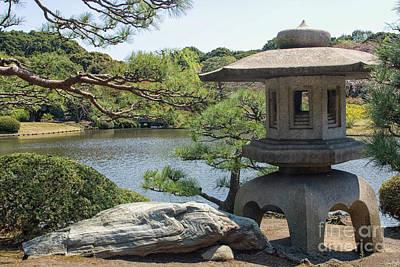 Photograph - Zen Garden by Patricia Hofmeester
